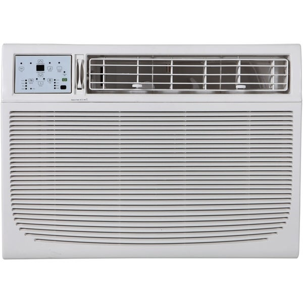 "Keystone Energy Star 25,000/24,700 BTU 230V Window/Wall Air Conditioner with ""Follow Me"" LCD Remote Control"
