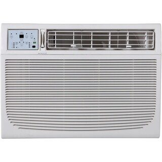 "Keystone Energy Star 25,000/24,700 BTU 230V Window/Wall Air Conditioner with ""Follow Me"" LCD Remote Control"