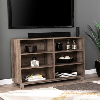 Link to Carbon Loft Isidor Farmhouse Media Console Similar Items in Media Cabinets