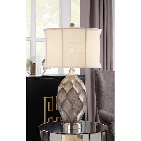 """Kimball 34"""" Resin & Metal Table Lamp"""