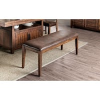 Sensational Buy Dining Bench Faux Leather Kitchen Dining Room Chairs Machost Co Dining Chair Design Ideas Machostcouk