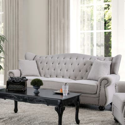 Buy Camel Back Grey Sofas Couches Online At Overstock Our