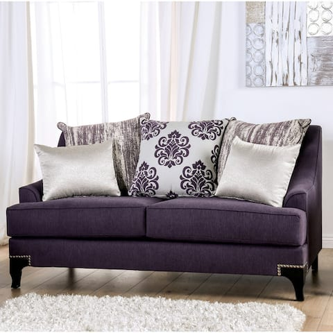 Gracewood Hollow Imamovic Chenille Loveseat