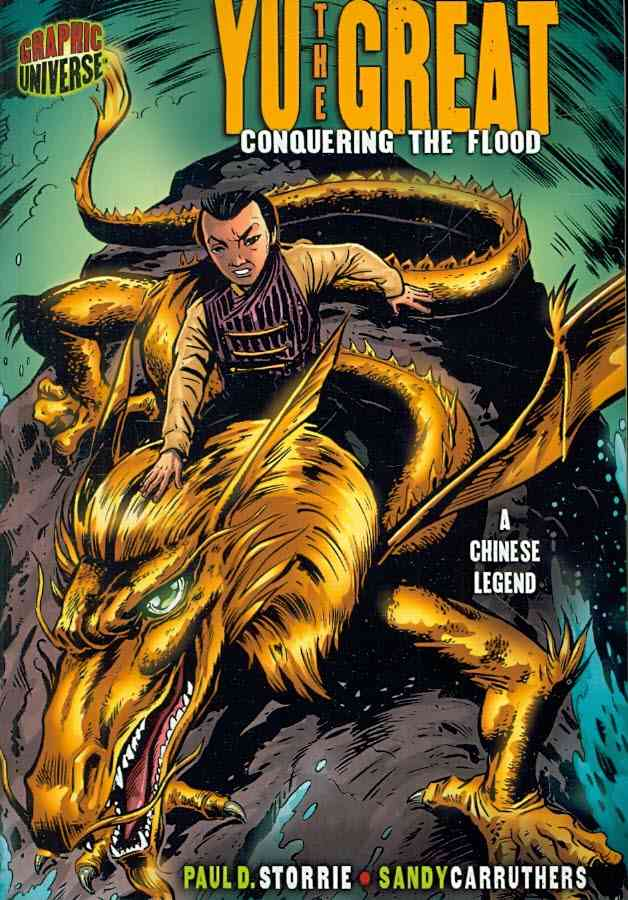 Yu the Great Conquering the Flood (Paperback)