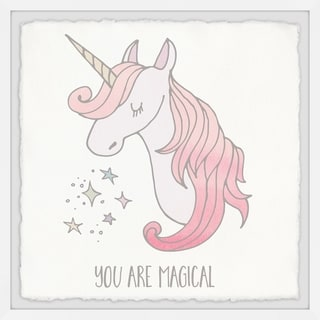 Marmont Hill - Handmade You Are Magical III Framed Print