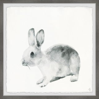 Marmont Hill - Handmade Bunny Rat Framed Print
