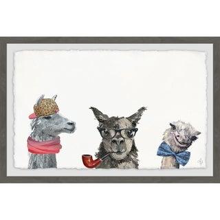 Marmont Hill - Handmade Indubitably Framed Print