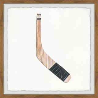 Marmont Hill - Handmade Hockey Stick Framed Print