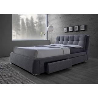 Alva Transitional Grey Bed