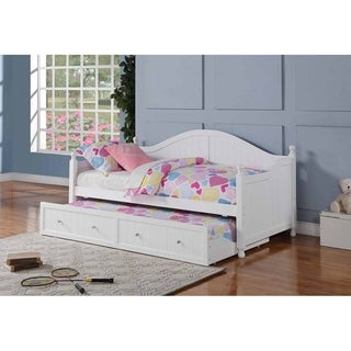 Vaughn White Twin Daybed