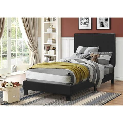 Porch & Den Farnham Upholstered Platform Bed
