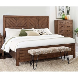 Archer Mojave Brown Bed