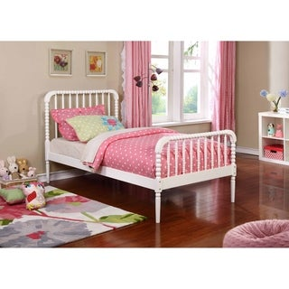 Jacobs Traditional Twin Bed
