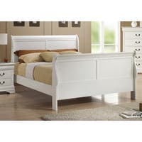 Hilltop Traditional Sleigh Bed