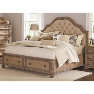 Tuscany Upholstered Storage Bed