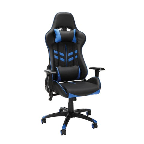 Essentials by OFM ESS-6065 Racing Style Gaming Chair