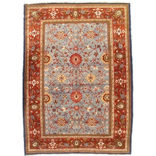 """Pasargad DC Persian Sultanabad Wool Rug - 8′10″ X 12′3"""""""