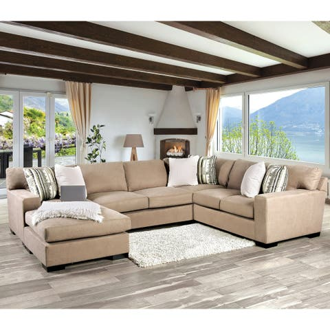 Buy Symmetrical Sectional Sofas Online at Overstock | Our Best ...