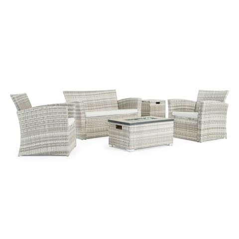 Galvanized Patio Furniture.Galvanized Steel Patio Furniture Find Great Outdoor Seating