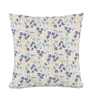Skyline Fluffed Polyester 18 x 18 Pillow in Scando Multi