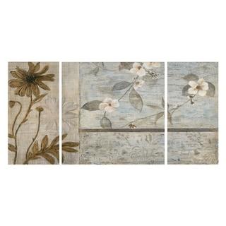 Wexford Home 'Spring Cherry Blossoms I' Canvas Premium Multi Piece Art