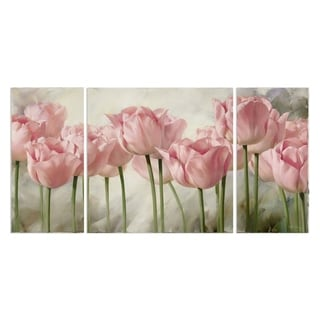 Wexford Home 'Nature Inspired' Premium Canvas Multi-piece Hand-wrapped Giclee Wall Art