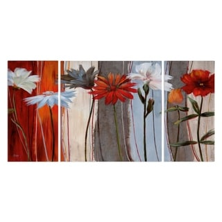 Wexford Home 'Spring Debut' Premium Multi Piece Gallery-wrapped Canvas Art Print