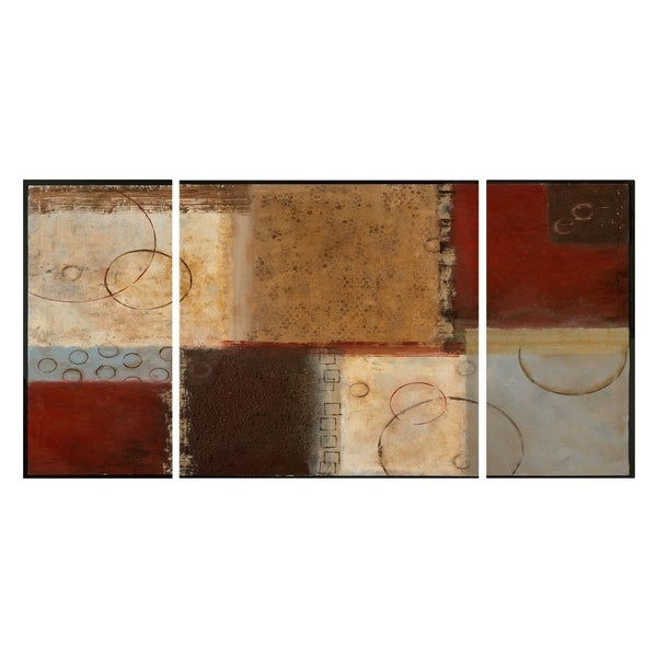 'Seasons Go Round II' Canvas Premium Multi-piece Art