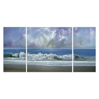 Wexford Home 'Watching the Clouds' Premium Multi-piece Canvas Wall Art