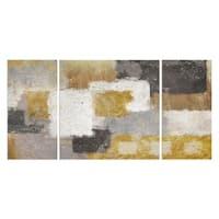 'Neutrelle' 3-piece Canvas Wall Art