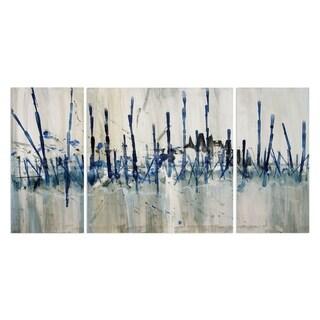 Wexford Home 'Marshes Edge' A Premium Multi Piece Art