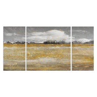 Wexford Home 'Meadow Shimmer II' Premium Multi-Piece Art