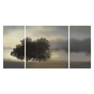 Wexford Home 'Misty Morning' Premium Canvas Multi-piece Giclee Wall Art