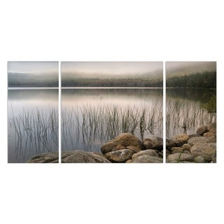 'Wanderlust' 3-piece Canvas Wall Art