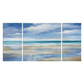 'Washy Coast I' Canvas Wall Art