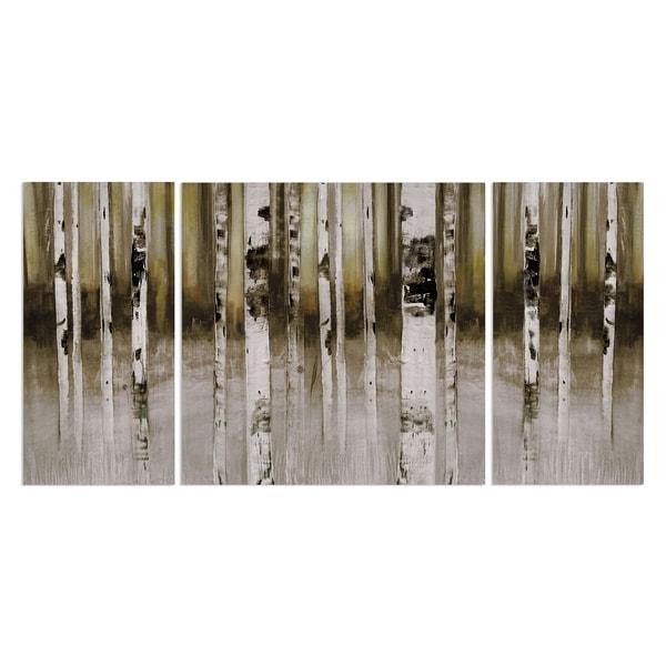 Wexford Home 'Fern Creek' Premium Canvas Multi-piece Giclee Wall Art