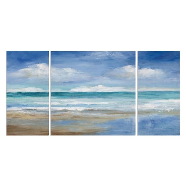 'Washy Coast II' Canvas Wall Art