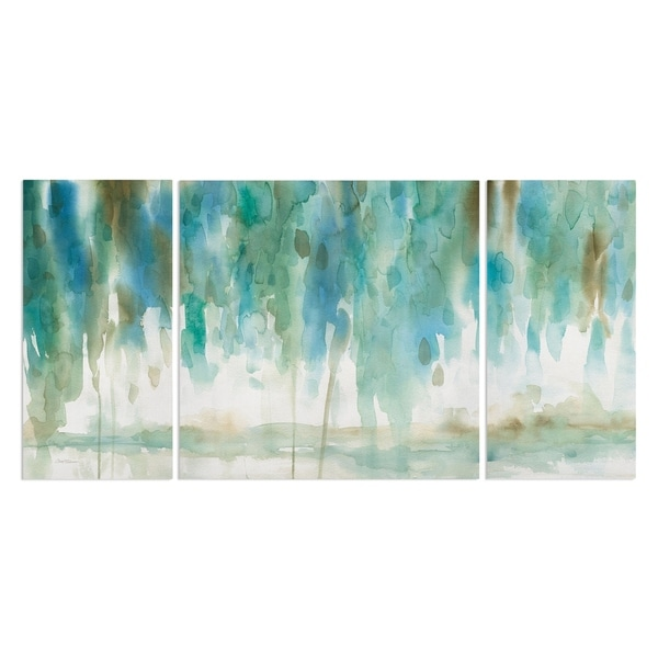 Wexford Home 'Rainwashed Landscape' Premium Multi-piece Canvas Wall Art