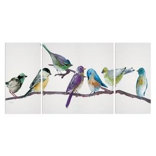 Wexford Home 'Colorful Spot' A Premium Multi Piece Art