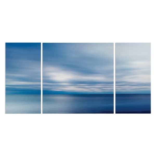 Wexford Home 'Forever Blue' Premium Multi-piece Art