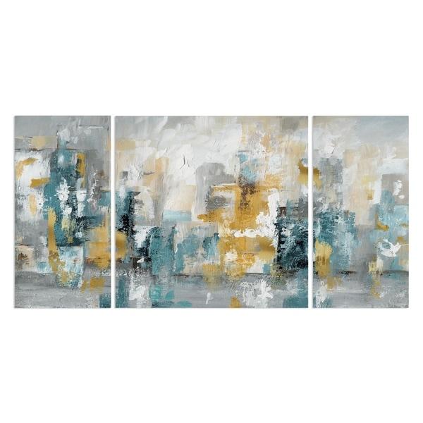Wexford Home 'City Views II' A Premium Multi Piece Art