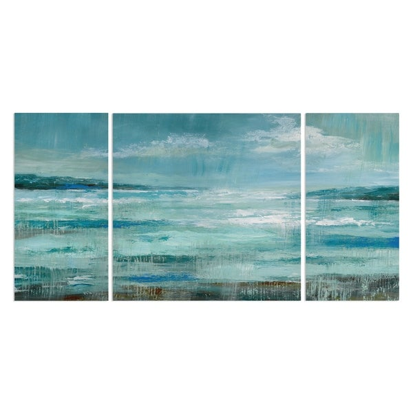 Wexford Home 'Isle Inlet' Canvas Premium Multi Piece Art