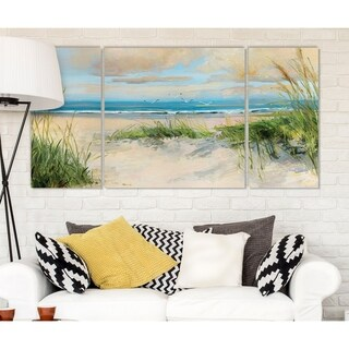 'Catching the Wind' Canvas Wall Art