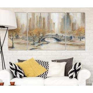 Wexford Home 'Central Park' A Premium Multi Piece Art
