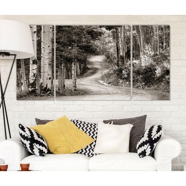 Wexford Home 'Aspen Grove' Canvas Premium Multi Piece Art