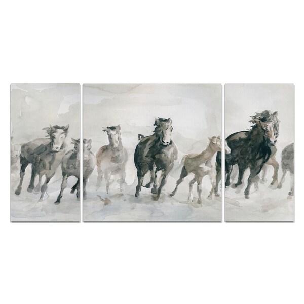 Wexford Home Running Wild-A Premium Multi Piece Art