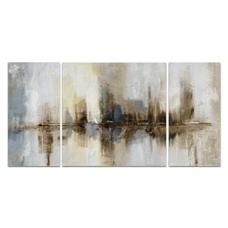 'Harbor Lights' Canvas Premium Multi-piece Art