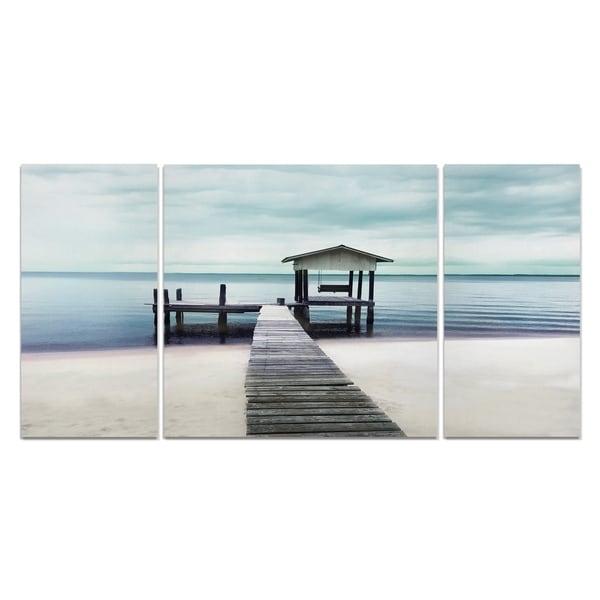 Wexford Home 'Peaceful Place' Canvas Premium Multi Piece Art