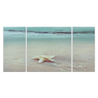 Beach Set Starfish-A Premium Multi Piece Art available in 3 sizes