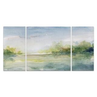 Wexford Home 'Clear Day' Canvas Premium Multi Piece Art